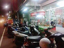 台灣南部必吃美食優質老店,泰式麻辣麵店,嘉義市軍輝路25號