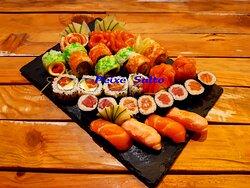 Sushi Combinado