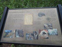 Roughlock falls trail