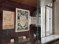 Выставка в Дубовом кабинете