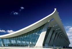 We are located only 2 miles from Dulles International Airport