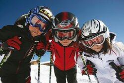 Tolles Skigebiet auch für Kinder