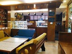 Interior View of Honey Hut Ramjhula