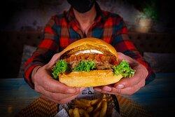 Pachamama burger en Granada