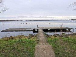 diving dock