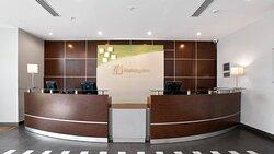 Reception Holiday Inn Panama Canal