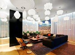 Amsterdam Schiphol-living room