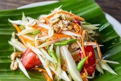Som Tam - Papaya Salade