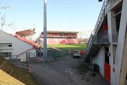"""le stade """"Gaston Gérard"""""""