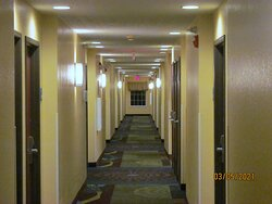 3rd-floor hallway.