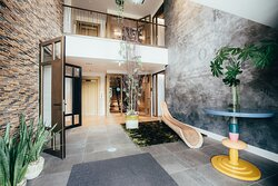 Entree Cityhotel Wood