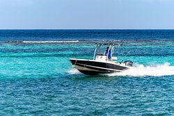 Take a Private Snorkeling or Fishing Tour aboard the Jesse James