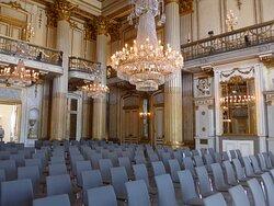 Ludwigslust Palace, Guilded Hall ('Goldener Saal')