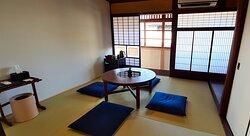 Tatami sitting room