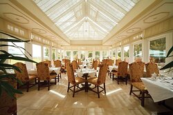 leigh park country house hotel dinin