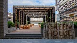 Outdoor Pavilion of Green House 绿房子户外庭院 1
