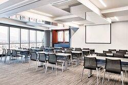 Meeting Room 6 - Classroom Setup