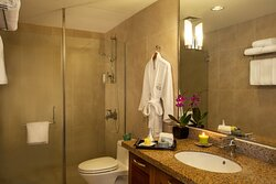 Bathroom Of Two Bedroom Premier