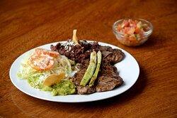 Para los amantes de la carne de res El Típico Rancho Grande