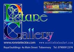 More artwork at www.ronnieleckie.com and www.scottishislandart.com