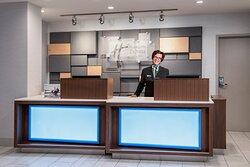Welcome to the Holiday Inn Express Saskatoon Centre