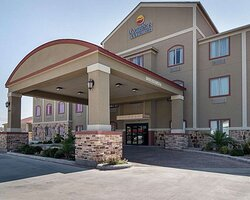 Comfort Inn and Suites hotel in Monahans, TX