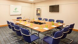 A small space ideal for more intimate meetings or interviews.