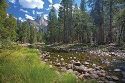 Bass Lake Yosemite