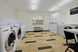 Self-Service Laundry Facilities