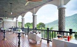 Summit Suite - Terrace Coffee Break