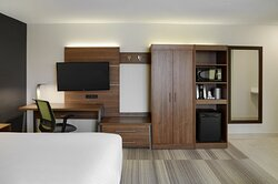 King Executive Room Wall Unit and Workstation in our Toronto Hotel