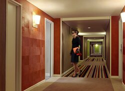 Vivid colours Throughout Deluxe floors