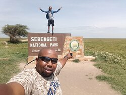 adventures in Wild kingdom Serengeti National park Tanzania