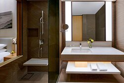Executive Guest Bathroom - Shower Only