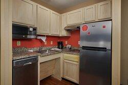 Accessible Queen Studio - Kitchen