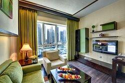 One Bedroom Apartment Marina View