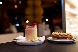 Late night desserts