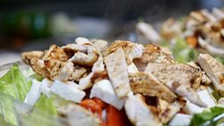 Build Your Own SALad directly from our very own website!