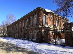 Бывший жилой дом медперсонала Куваевской больницы