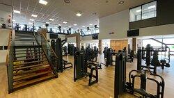 Zona fitness  gym Bfit Ibiza Sports Club