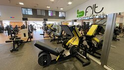 Fitness technogym gym Bfit Ibiza Sports Club