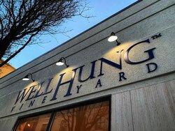 Well Hung Vineyard is Roanoke's newest wine restaurant, located at 402 S Jefferson St, Roanoke, VA 24011 in Downtown Roanoke.