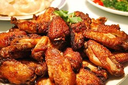 1/2 priced wings daily during select hours. (oneduke.ca)