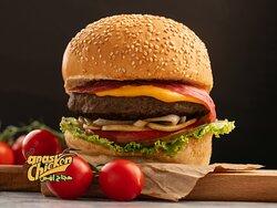 Anas Special Burger 🍔😋