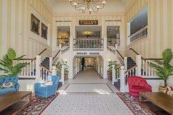 Dunes Manor Hotel - Main Building Lobby Entrance