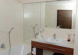 Bathroom example in main building