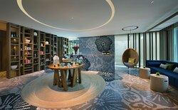 Amari Hua Hin Breeze Spa Reception Area