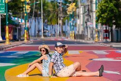 Patong Rainbow Street