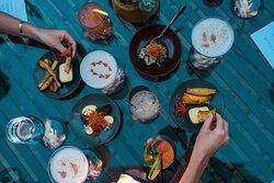 Atlas Buckhead - Food