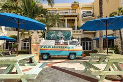Panama Jack Resorts Playa Del Carmen Food Truck